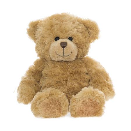 CHOKLADBUDET - Mjuk och gosig nalle, ljusbrun, Teddykompaniet