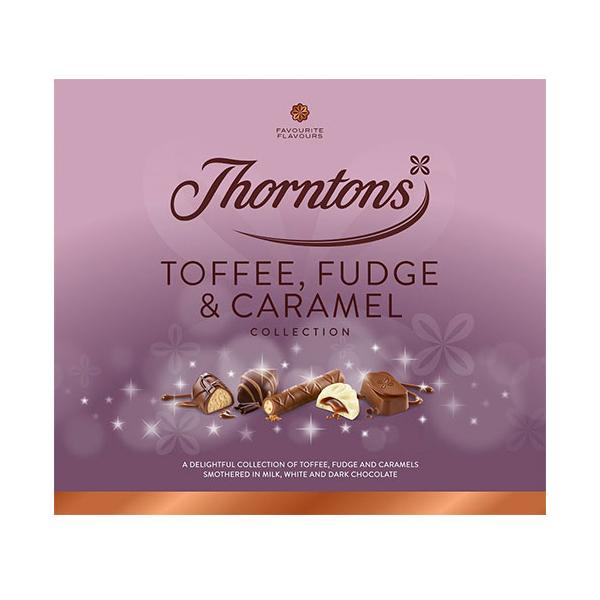 CHOKLADBUDET - Thorntons Christmas pralinask 378 g