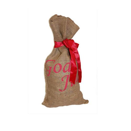CHOKLADBUDET - Jutesäck fylld med 3 kg choklad