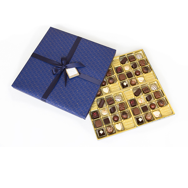 CHOKLADBUDET - King Royale, 700 gr god belgisk choklad