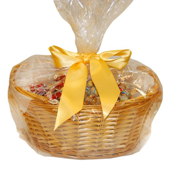 CHOKLADBUDET - Påskkorg med 2 kg choklad