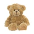 Mjuk och gosig nalle från Teddykompaniet - ljusbrun à 109 kr