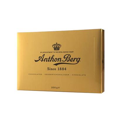 CHOKLADBUDET - Anthon Berg Guld 200 gram
