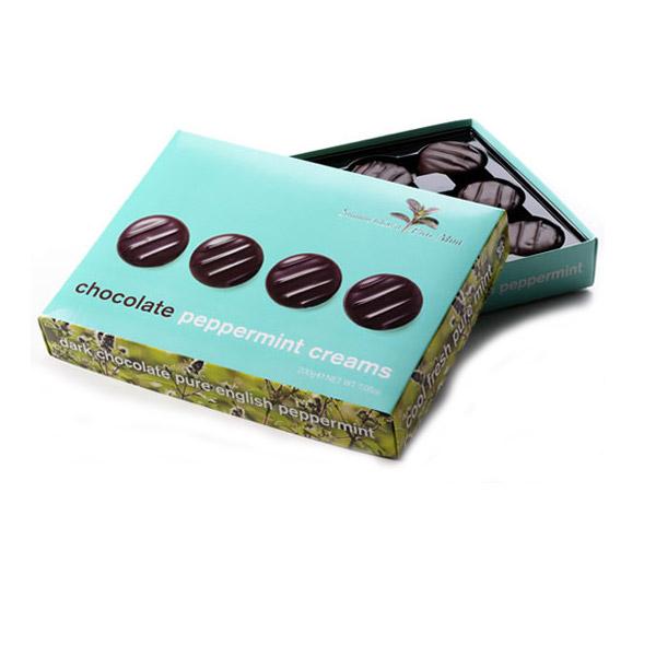 CHOKLADBUDET - Chocolate peppermint creams