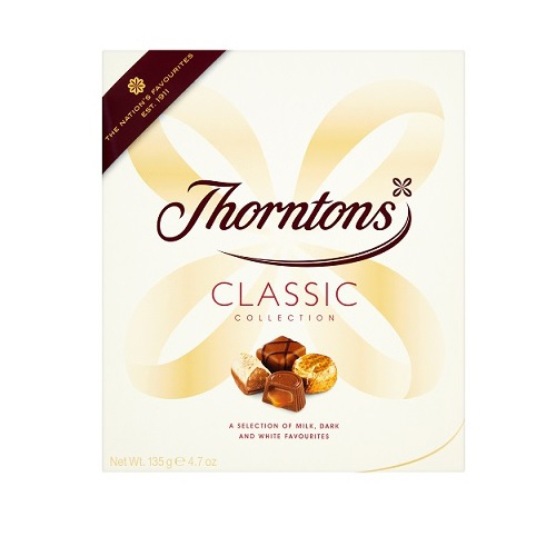 CHOKLADBUDET-Thorntons Classic Collection
