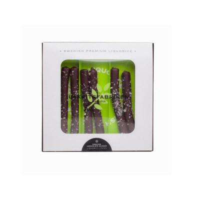 CHOKLADBUDET - Chokladdoppad lakrits med havssalt
