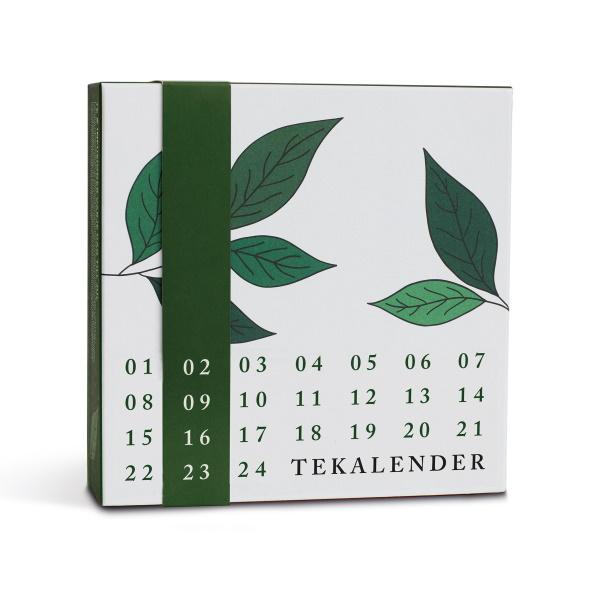 CHOKLADBUDET - Adventskalender med te från Johan & Nyström