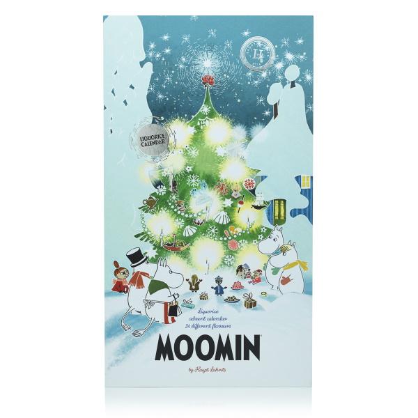 CHOKLADBUDET - Adventskalender Moomin Haupt Lakrits