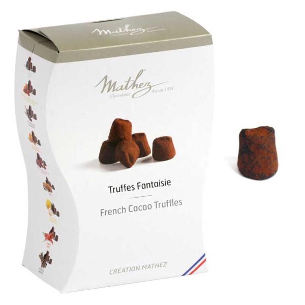 CHOKLADBUDET - Mathez Tryffel med Kaffe