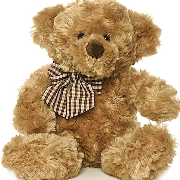CHOKLADBUDET - Mjuk och gosig nalle, Ville från Teddykompaniet