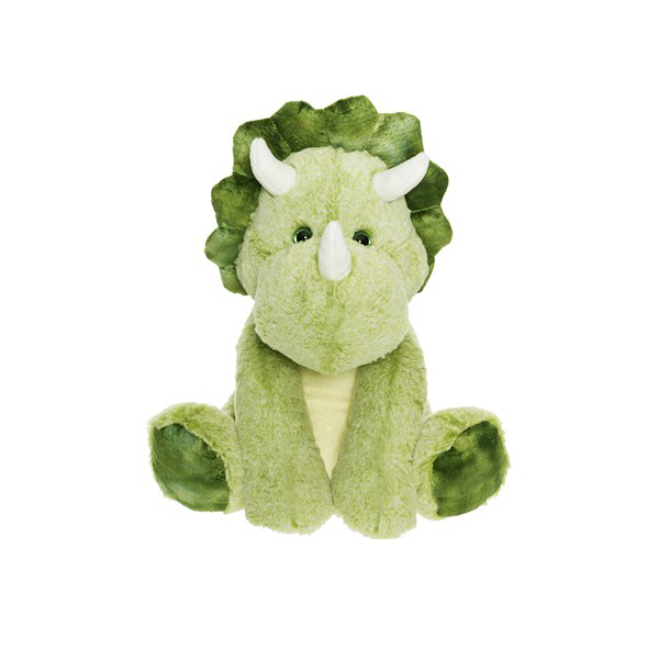 CHOKLADBUDET - Mjuk och gosig dinosaurie, Dino, Teddykompaniet