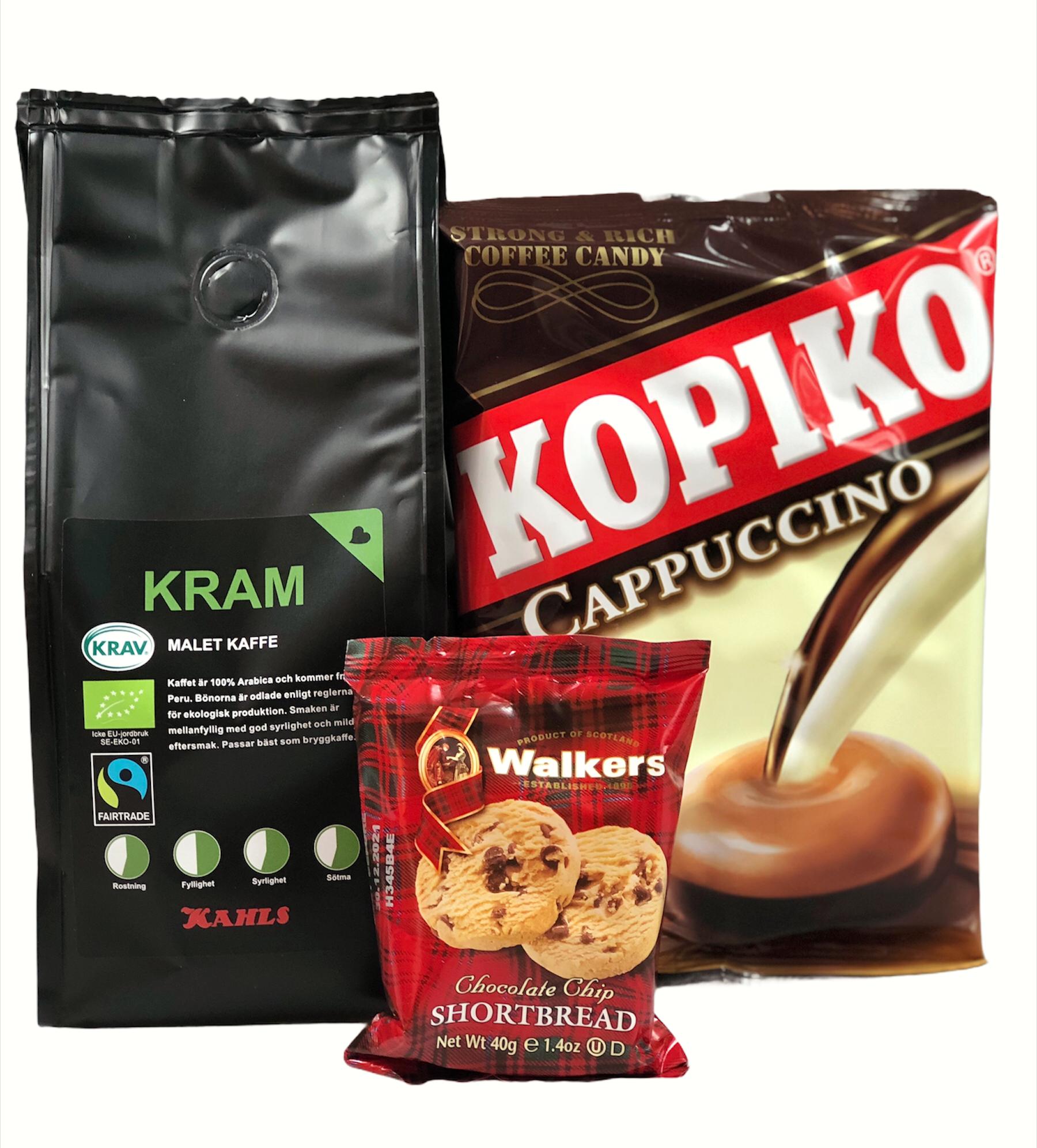 Kaffepaket för kaffeälskaren!