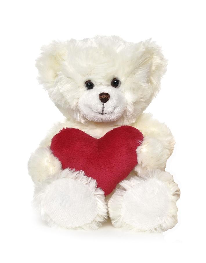 Kärleksfull och gosig nalle, Samuel Vit från Teddykompaniet