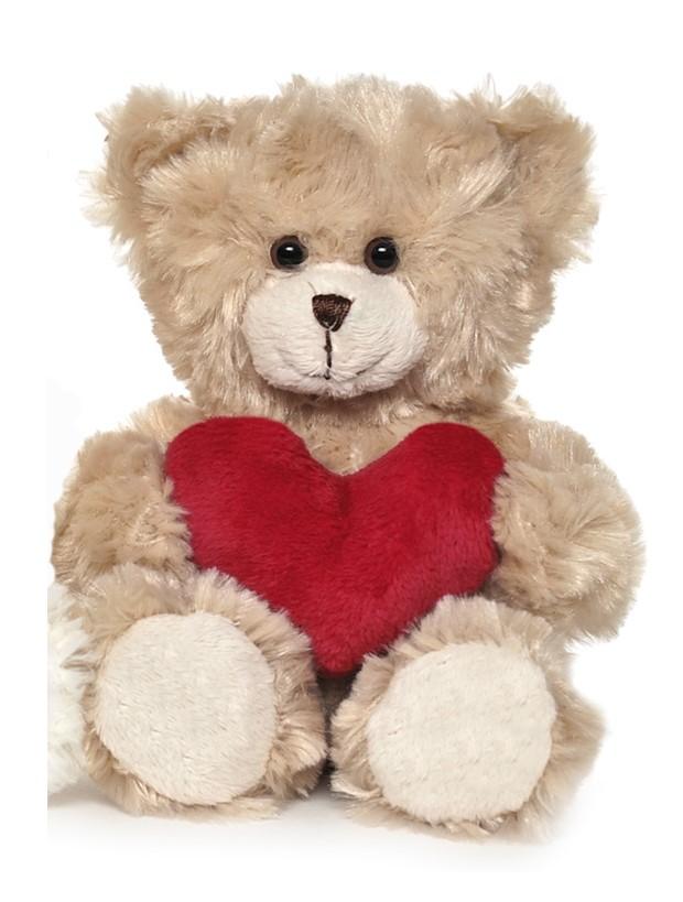 Bild av Kärleksfull och gosig nalle, Samuel Brun från Teddykompaniet
