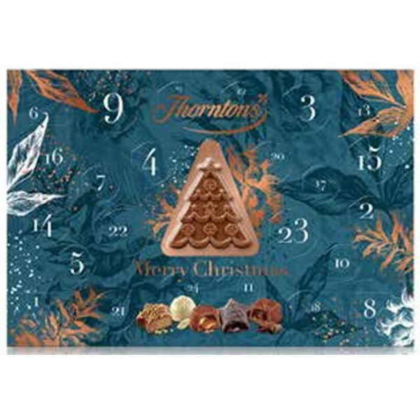 CHOKLADBUDET - Adventskalender Thorntons Ritual Premium