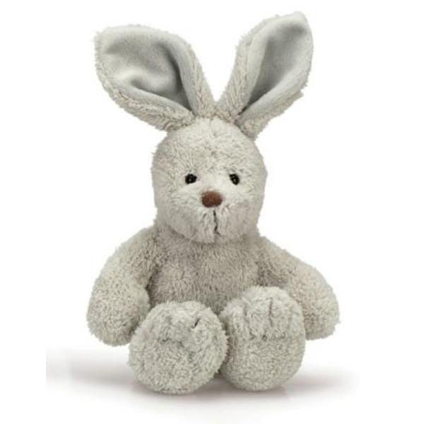 CHOKLADBUDET - Gullig grå kanin, Teddykompaniet