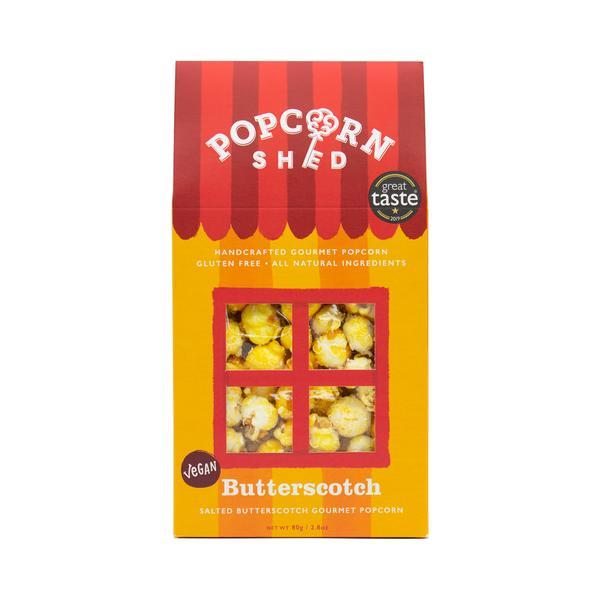 Popcorn 'Butterscotch' från Popcorn Shed