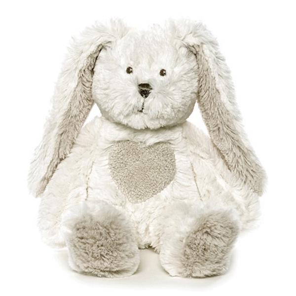 CHOKLADBUDET - Teddy, Mjuk och gosig kanin från Teddykompaniet