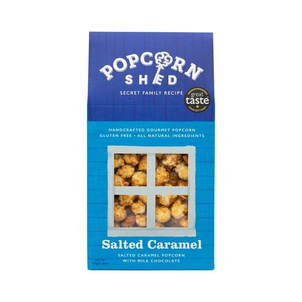 Popcorn 'Salted Caramel' från Popcorn Shed