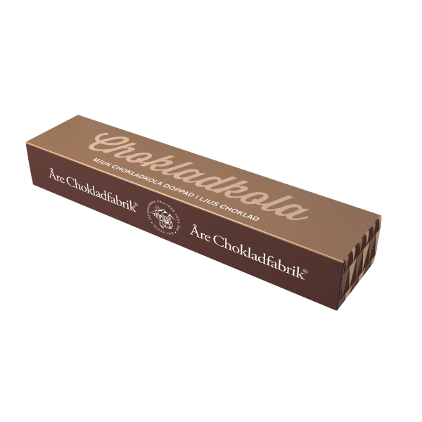 CHOKLADBUDET - Chokladkola doppad i ljus choklad